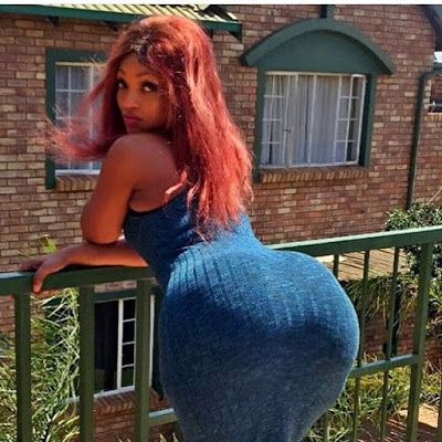 Daaaamn! Check Out Tanzania's AGNES MASOGANGE's Big Boo.ty…. Who ...