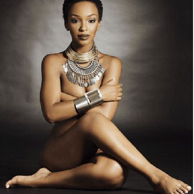 Picture of Nandi Mngoma Naked / Nude goes viral on the internet -...