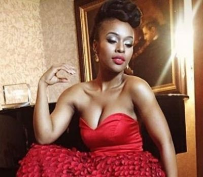 Nomzamo Mbatha on her broken engagement and beef with ex-BFF