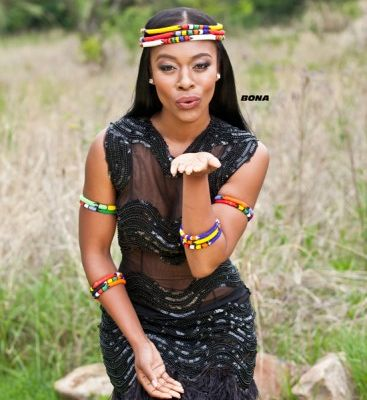 Read Everything to know about Nomzamo Mbatha Up close!