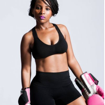 6 Hot & Sexy Pics of Rhythm City's Nikki(Nolo Phiri) showing her curves!