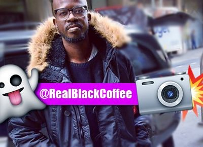 DJ Black Coffee joins Snapchat and totally wins at life!