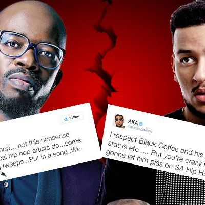 AKA Shading Black Coffee at BET Awards - How it started & Why?