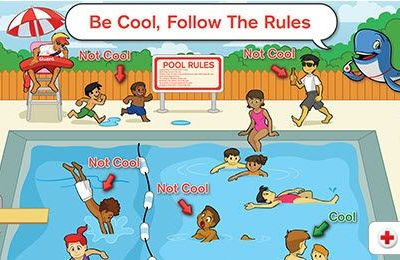 The American Red Cross: Reminding us that being black in a swimmi...