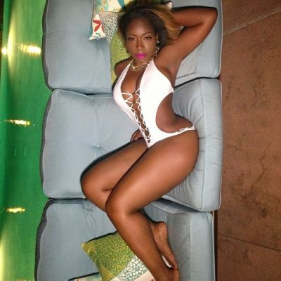 Hot & Sexy Miss Dunnie flaunts her 'Mad Curves' (Photos)