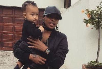 It's almost unbelievable that Dj Zinhle and AKA's daughter Kairo ...