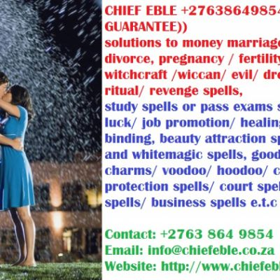 WWW.LOST LOVE SPELL CASTER /+27 (0) 63 864 9854@ TRADITIONAL HERB...