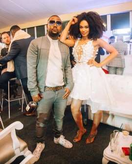 Cassper Nyovest and Pearl Thusi's new lifestyle