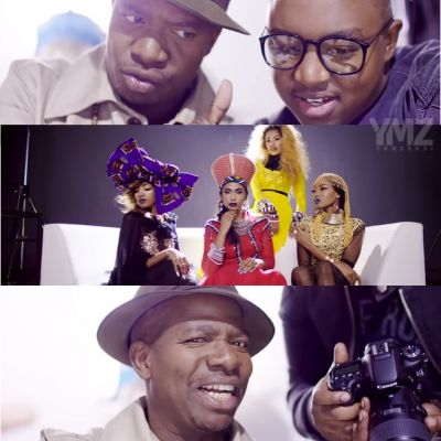 Dj Shimza releases music video for 'African Woman' with Mishka