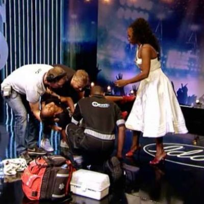 Idols SA contestant nearly died on stage Viewers shocked by conte...