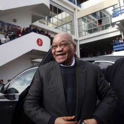 Zuma wants six months as a dictator - JOKE?