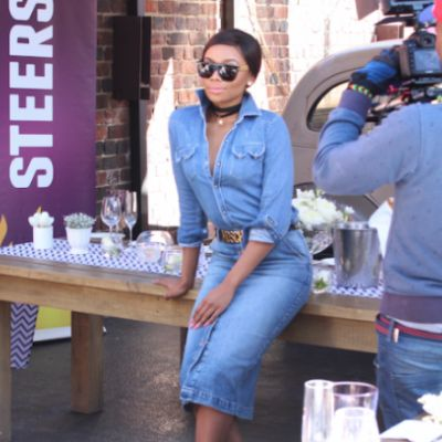 See Photos: Queen B Launches Her own Burger With Steer #MadeItMys...