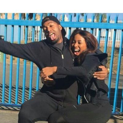 Sbahle Mpisane announces a Break Up from Itu Khune... on Instagra...