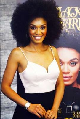 Pearl Thusi's Official 'engagement' ring causes a stir