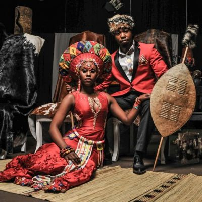 Generations The Legacy: Sphe and Mazwi's traditional wedding (Pho...