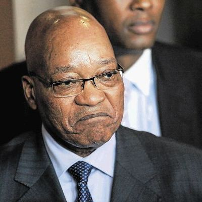 ANC Leaders Might Be Afraid of Confronting Zuma