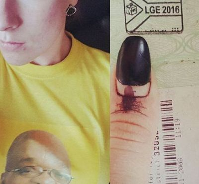 White DJ Votes ANC And Breaks Silence About Racism