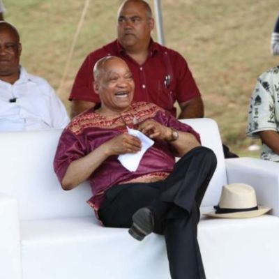 'Uneducated' Zuma threatens to spill the beans
