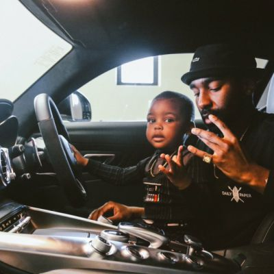 Rapper RikyRick Shares His Joy with Fans | See Photo