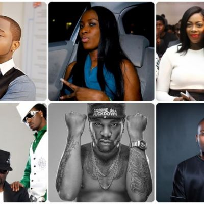 Top 10 Nigerian Celebrities With Twitter Drama