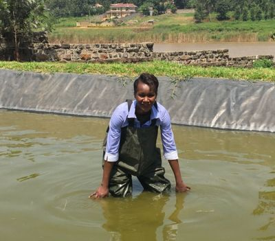 Why young Africans are swapping the office for the farm