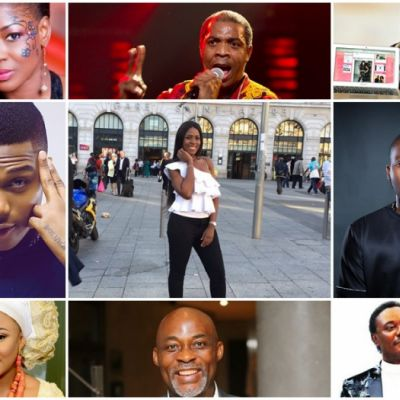 Top 10 Nigerian Celebs that 'HATE' Linda Ikeji