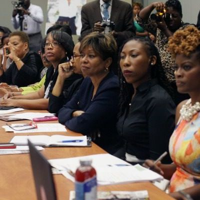 Women Matter Africa Report: Representation of African Women in the Private and Public Sectors