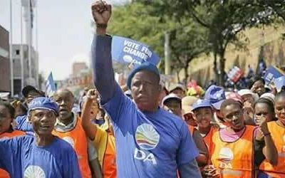 Julius Malema Joins DA After Advice From Prophet Mboro