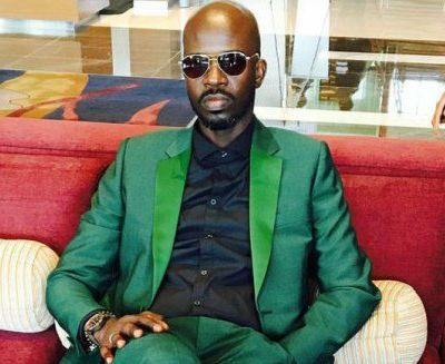 DJ Black Coffee's tired from his tour……goes on holiday with his f...