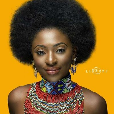 Yvonne Jegede Actress engaged to Bukky Ajayi's son, Abounce