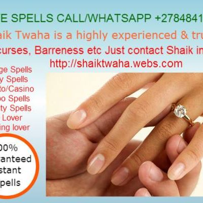 LONDON 0027848412775 POWERFUL MARRIAGE SPELLS IN ,SOUTH CAROLINA,...