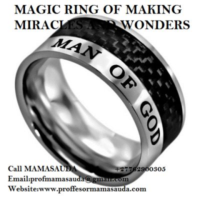Pastors Magic Ring For Doing Miracles and Wonders Nigeria Ghana Z...
