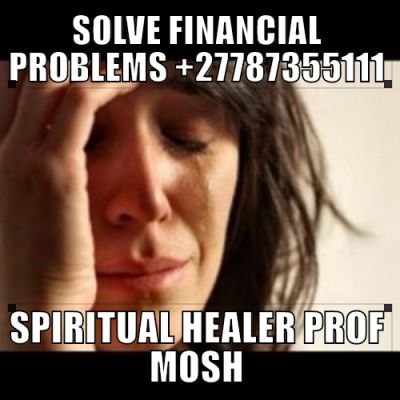 SOLVE FINANCIAL AND RELATIONSHIP PROBLEMS 0787355111 IN IXOPO