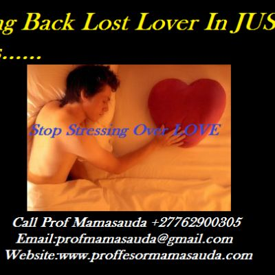 Love Spell Money Spells That Work with WOMAN TRADITIONAL HEALER U...