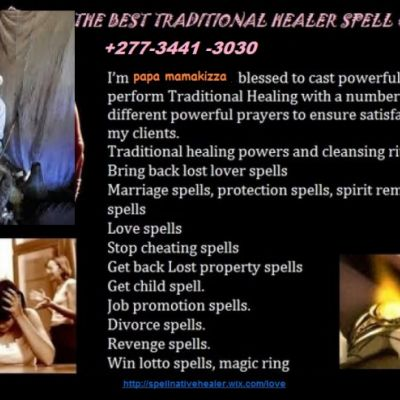 LOVE SPELL+27734413030 Lost love spell casters ads astrology blac...