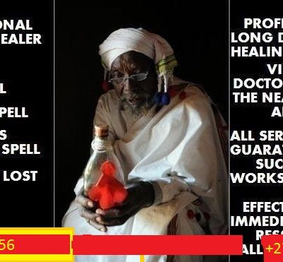 great powerfull herbalist spiritual healer doctor +27715694688