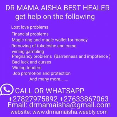 ((+27827975892)) THE best TRADITIONAL healer in all life problems...