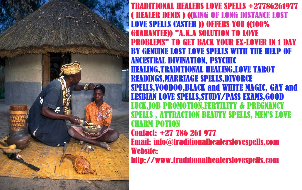 Traditional Healers Love Spells +27786261977 ((In Sandton