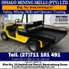 Utility vehicle / practical training School  mogwase +27711101491