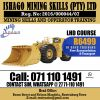 LHD SCOOP, UTILITY VEHICLE TRAINING COURSE IN RUSTENBURG +27711101491
