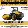 ROLLER COMPACTOR OPERATOR TRAINING +27711101491 / +27145942376