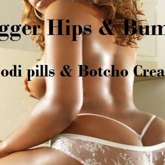 Beauty Products for Bums Hips & Breasts.