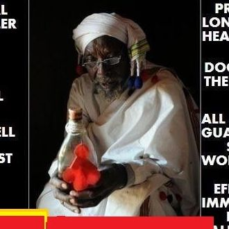PROPHET KHAN TRADITIONAL HEALER +22715694688