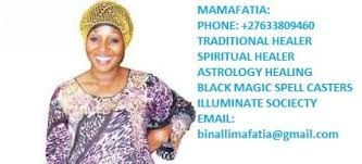 SUPREME, SPELLS, AND SPIRITUAL, HEALING Dr.bin alli & mamafatia We are spiritual Healer with Amazing power get help on love marriage,business,good luck,remove curses and others http://mamafatia.weebly.com lost love spspspecialist In 1-2 days Return your lost love with powerful Love spells caster, by Witch