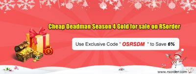 6% off deadman season IV gold for hot sale with instant delivery on RSorder